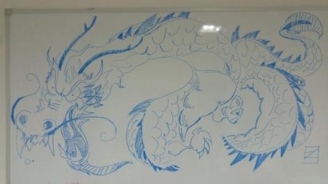 día 6 - dragon