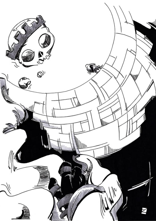 Ilustración Cine 300